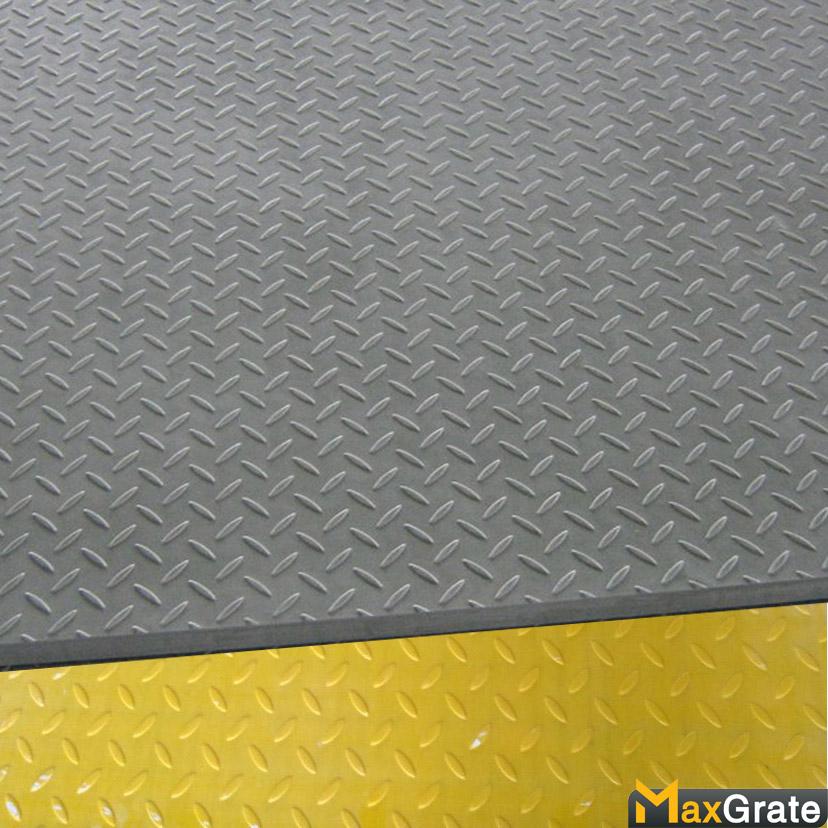 Rejilla de FRP moldeada de malla cuadrada